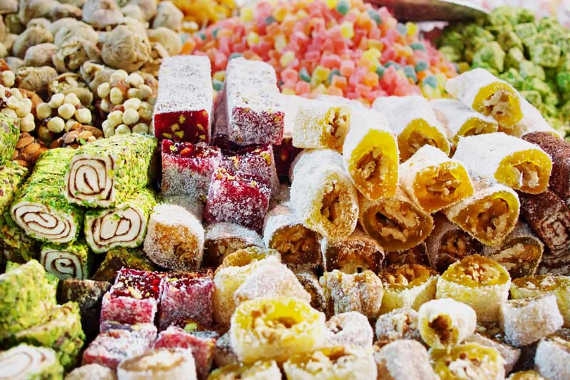 What is Turkish Delight? | The Turkish Shop